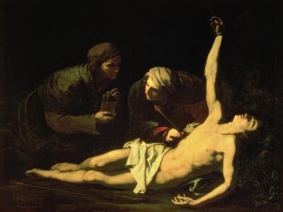 Saint Sebastian Attended by Saint Irene, 1628