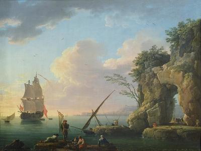 Seascape, 1748