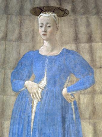The Madonna Del Parto, c.1450-70