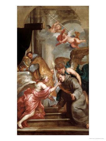 The Communion of St. Bonaventure