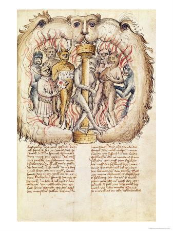 Belial and the Demons, Proces de Belial de J. de Therano Antonius Ruttel de Parmenchingen, 1450