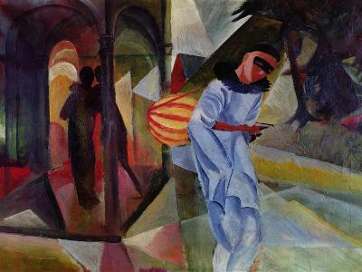 Pierrot, 1913