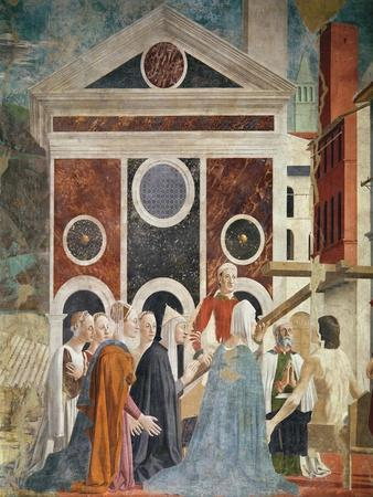 The Verification of the True Cross, c.1452-59