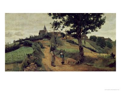 Saint-Andre-En-Morvan, 1842