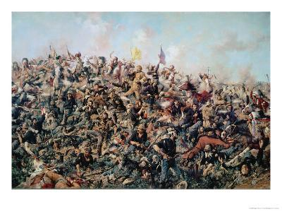 Custer's Last Stand, 25th June 1876