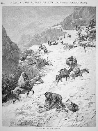 The Ill Fated Donner Party, 1846
