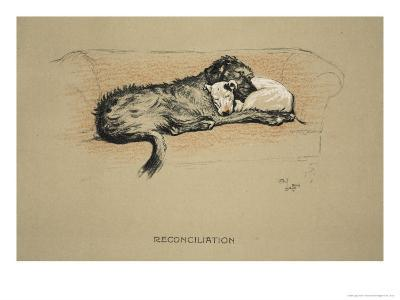 Reconciliation, 1930, 1st Edition of Sleeping Partners
