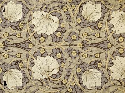 Pimpernell, Design For Wallpaper, Morris, William