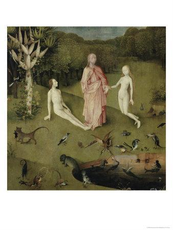 The Garden of Earthly Delights, c.1500