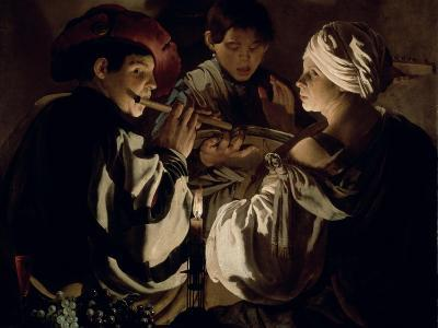 Concert, c.1626