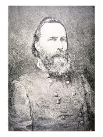 Portrait of General James Longstreet