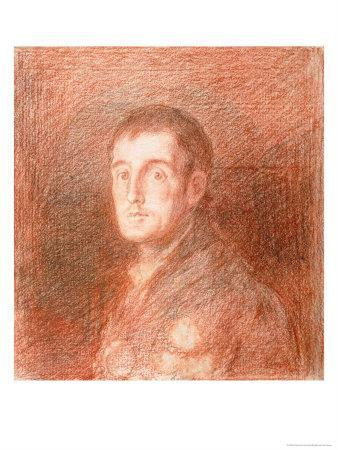 Study For an Equestrian Portrait of the Duke of Wellington