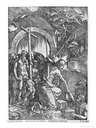The Descent of Christ Into Limbo, from The Great Passion Series, 1510