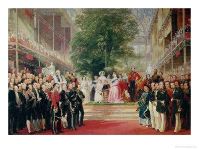 The Opening of the Great Exhibition, 1851-52