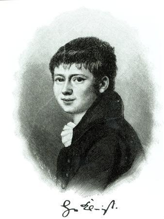 Portrait of Heinrich Von Kleist as a Child