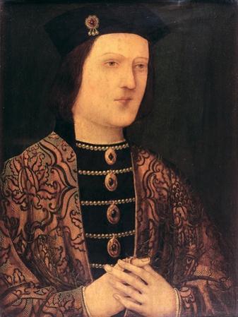 Portrait of King Edward IV of England