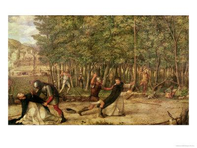 The Assassination of St. Peter Martyr, 1507