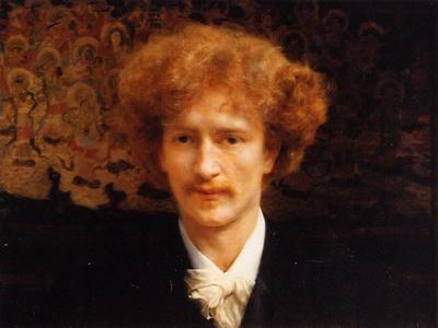 Portrait of Ignacy Jan Paderewski, 1891
