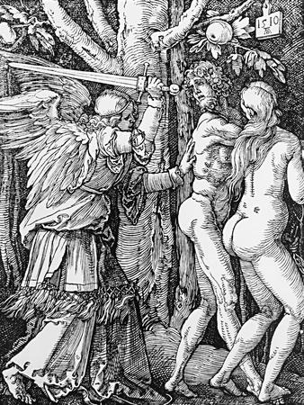 The Expulsion from Paradise, 1510
