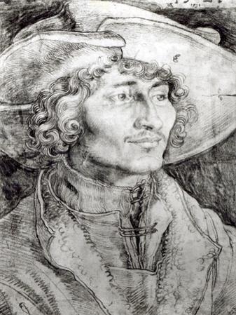Portrait of an Unknown Man, 1521