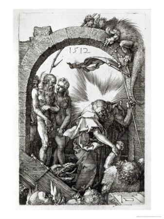 Harrowing of Hell or Christ's Descent Into Limbo, 1512