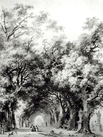 The Shady Alley, c.1773-74