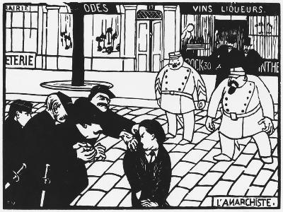 The Anarchist, 1892