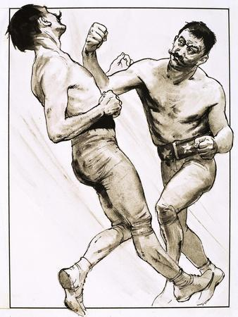 The End of an Era, King of the Bare-Knuckle Boxers, 1973