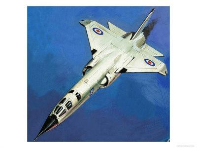 T.R.2. Britain's New Nuclear Bomber
