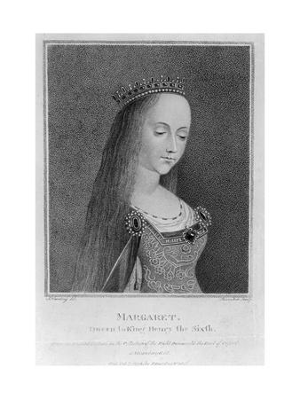 Margaret of Anjou, Ancient Picture in the Collection of the Earl of Oxford, 1792