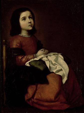 The Childhood of the Virgin, c.1660