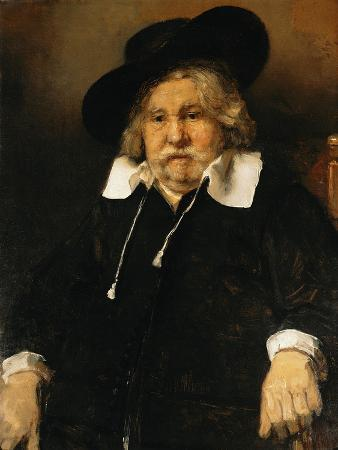 Portrait of an Old Man, 1667