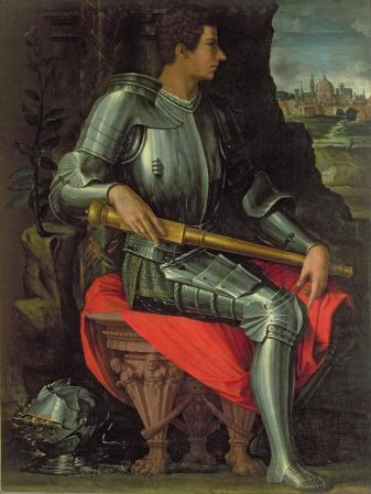 Portrait of Alessandro De' Medici, 1534