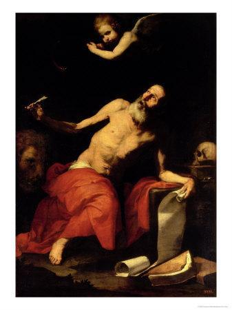 St. Jerome Hears the Last Trumpet, 1626