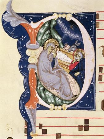 Nativity, Monastery of San Jacopo Di Ripoli, Early 14th Century