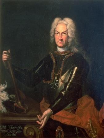 Field Marshall Count Guidobald Von Starhemberg