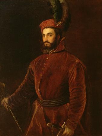 Portrait of Ippolito De' Medici