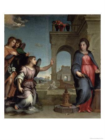 Annunciation, 1512