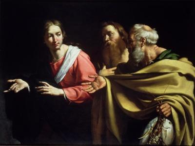 The Calling of St. Peter and St. Andrew