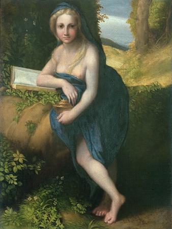 The Magdalene, c.1518-19