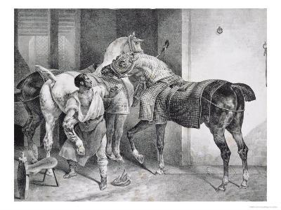 English Farrier, 1822