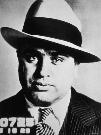 Al Capone, 1929