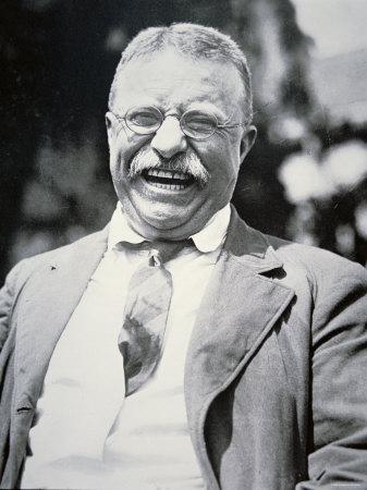President Theodore Roosevelt, c.1917