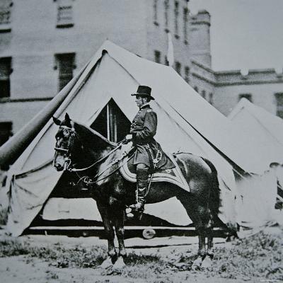 Portrait of General Joseph Hooker