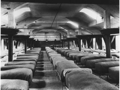 Dormitory of the Saint-Lazare Prison, Paris