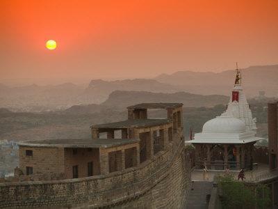 Chamunda Devi Temple, Rajasthan, India