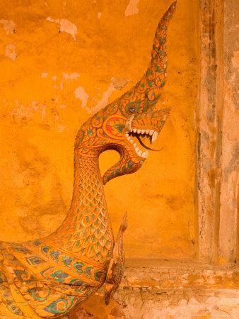 Buddha Images at Wat Si Saket, Vientiane, Laos