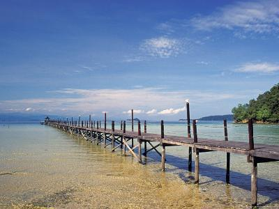 Tunka Abdul Rahman National Park, Borneo, Malaysia