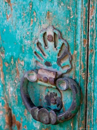 Village Door, Turkey