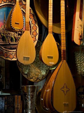 The Grand Bazaar, Istanbul, Turkey